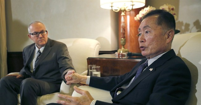 George Takei sees gay pride beginning in Japan