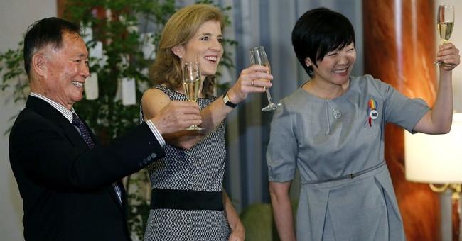 George Takei sees gay pride beginning in Japan