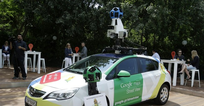 Google starts Street View in Greece after spat