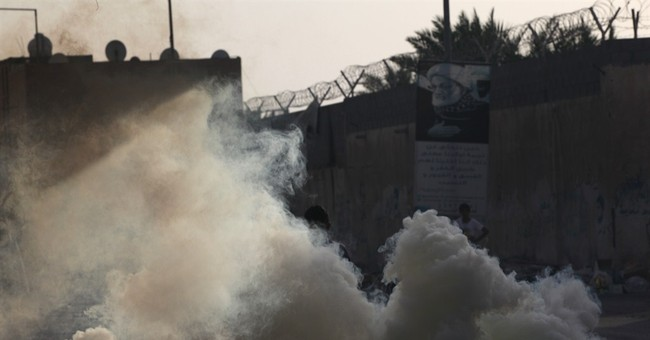Bahrain court jails 4 for life in bombing death
