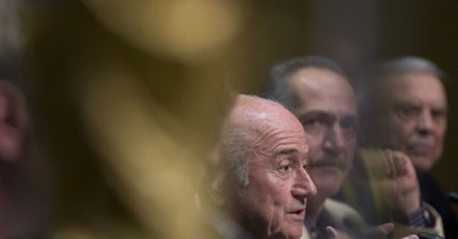 Blatter urged not to run for FIFA presidency