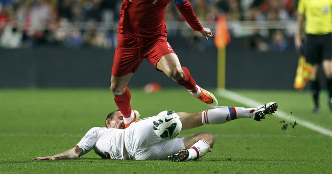 Adidas and Nike jostle for edge at the World Cup