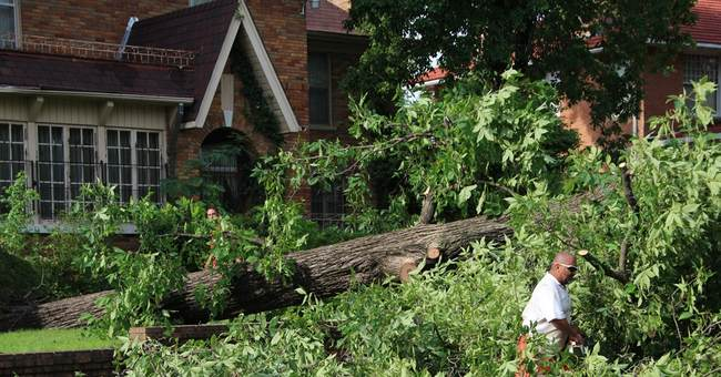 Winds, flooding blamed for 3 deaths in South