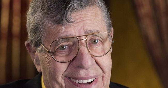 Jerry Lewis keeps the comedy coming at 88