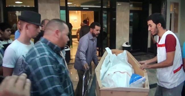 Red Cross: Staffer killed by armed men in Libya