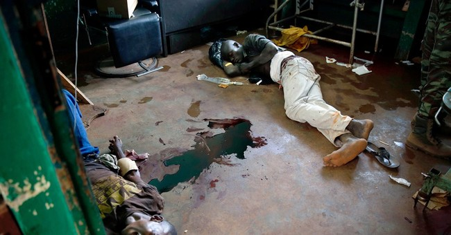 UN report sees no genocide in C. African Republic