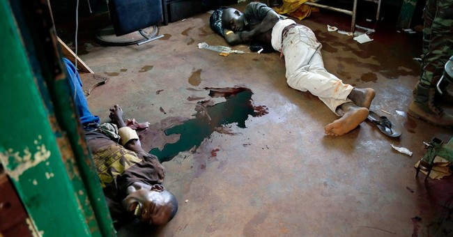 UN report sees no genocide in C. African Republic