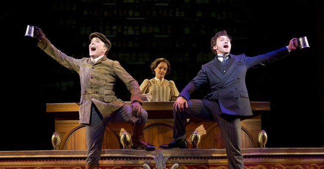 AP predicts who will and should win at the Tonys