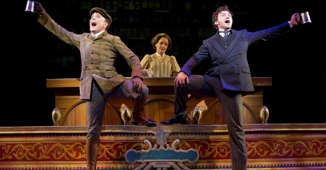 'Gentleman's Guide' gents revel in show's new buzz