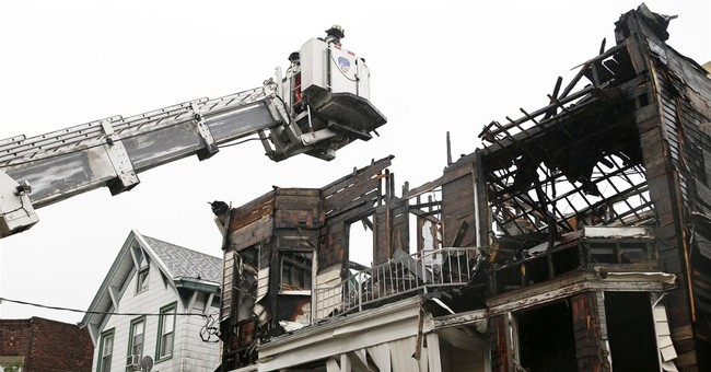 NYC officials: 34 injured in Staten Island fire