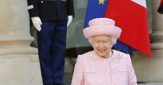 Why Queen Elizabeth II was marked by WWII