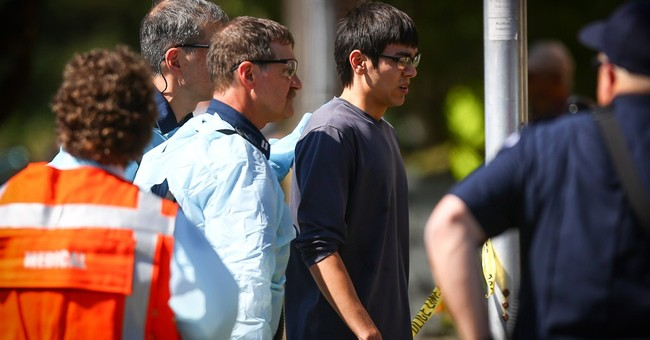 AP PHOTOS: Images from Seattle university shooting