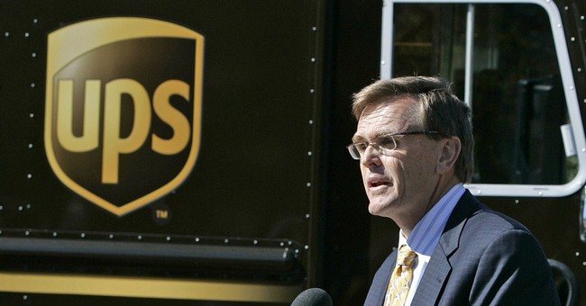 UPS names company veteran as next CEO