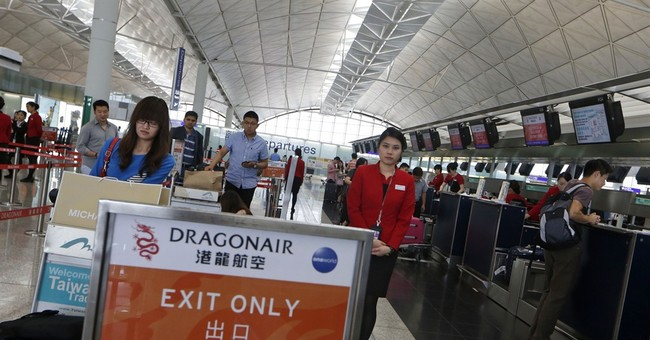 Hong Kong airlines on alert after bomb warning