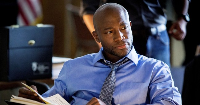 Taye Diggs plays it tough, tender in new TV drama