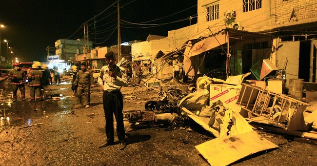 Attacks across Iraq kill 27 people