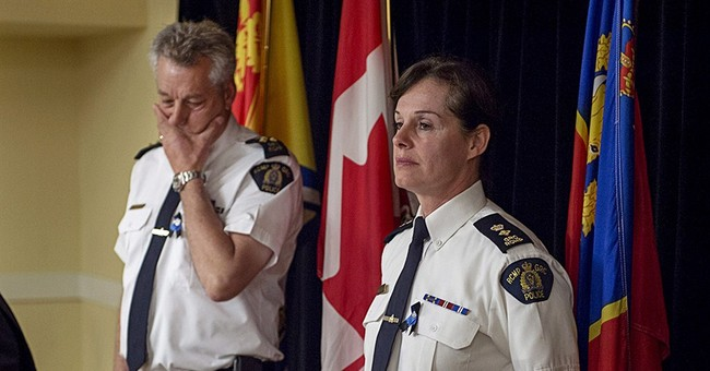 Man suspected of killing Canadian Mounties caught