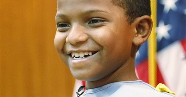 9-year-old with leukemia becomes superhero for day
