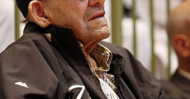Yogi Berra, D-Day vet, honored on 70th anniversary