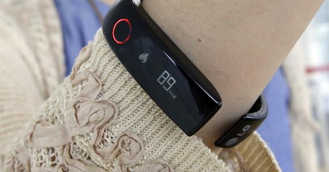 Gadget Watch: LG Lifeband Touch needs a purpose