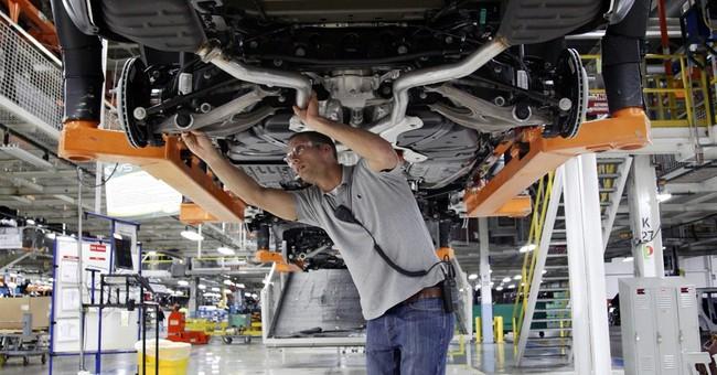 US job market recovers losses yet appears weaker