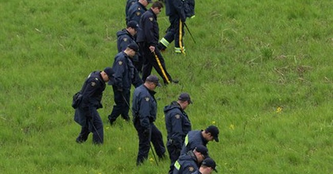 Man charged in Mounties' death obsessed with guns