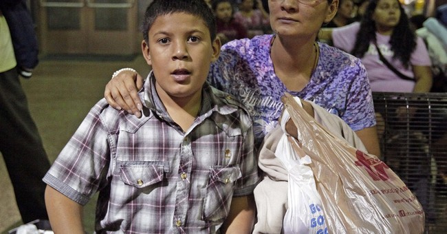 Arizona official says immigrant kids in good care