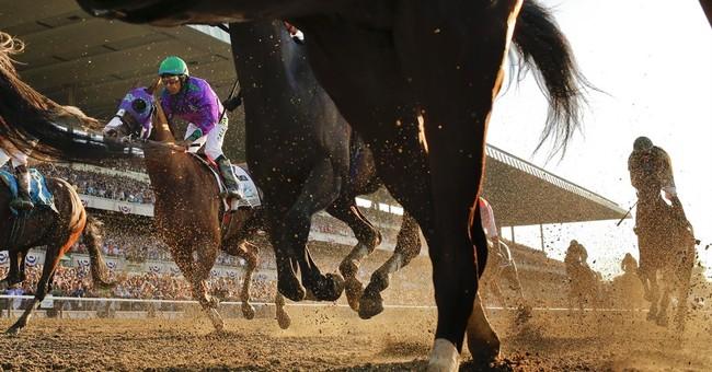 Second Triple miss for California Chrome's jockey