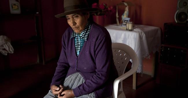 Peru mining boom leaves highlanders behind