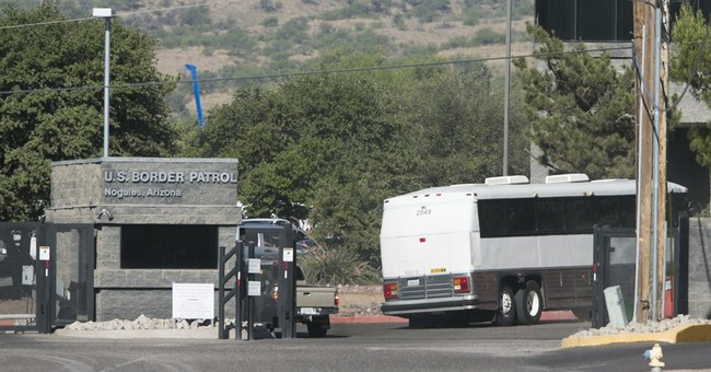State sends supplies to site holding migrant kids