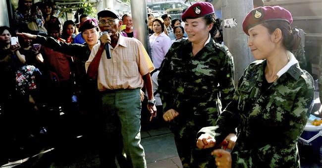 Cheer up, Thailand! Junta aims to return happiness