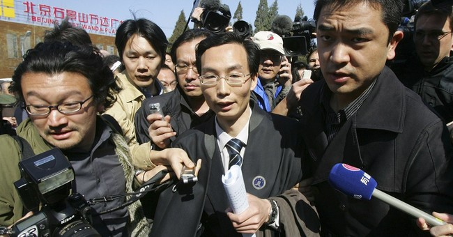 China lawyers demand access to detained activists