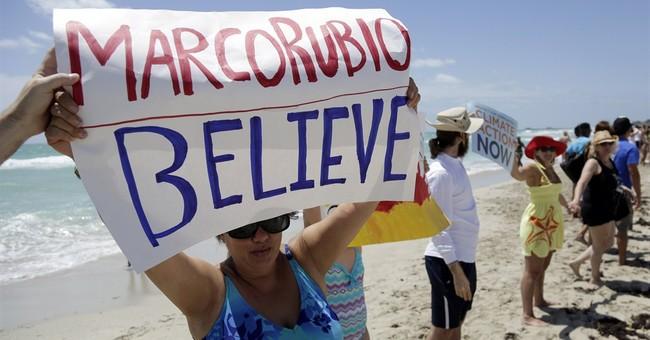 Seas rise, Fla. GOP leaders balk at climate change