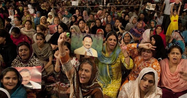 London police release top Pakistan politician