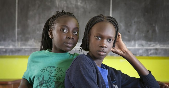 After Israel, African kids start afresh in Uganda