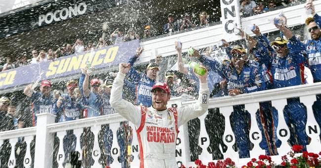 Letarte gets Earnhardt in a groove in final season