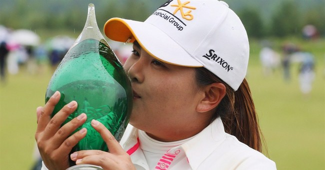 Inbee Park wins Manulife Financial Classic