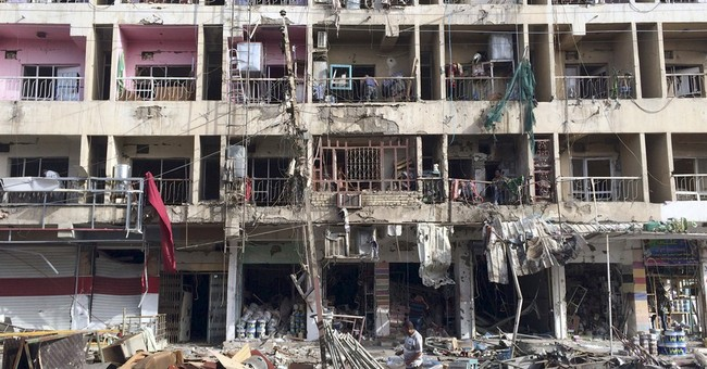 Bombs against Kurds, other attacks in Iraq kill 40