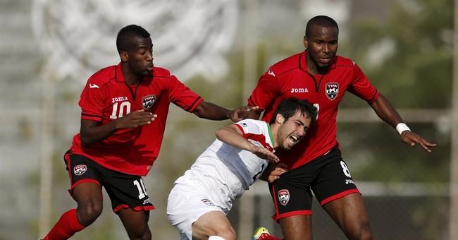 Iran beats Trinidad 2-0 in last World Cup warm-up