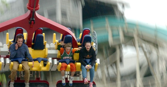 Water main break closes Cedar Point amusement park