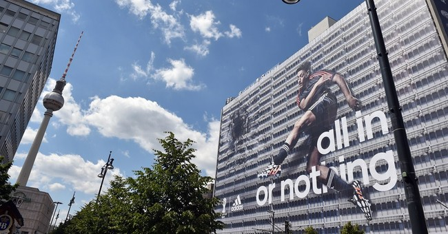 Sponsor Adidas concerned at FIFA corruption claims