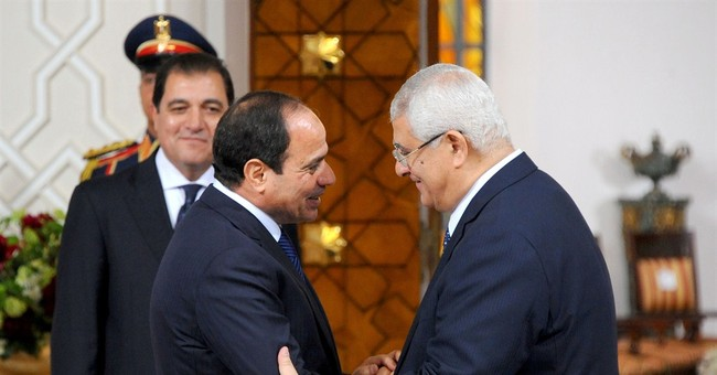 Ex-military chief sworn in as Egypt's president