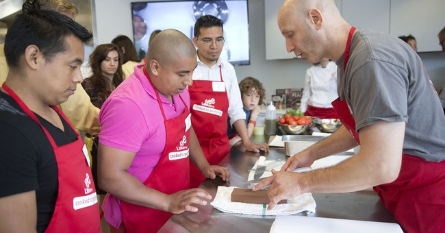 Philadelphia library cooks up culinary literacy