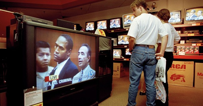 O.J. TV: 'The Trial of the Century' and then some