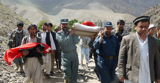 Death toll from Afghan flood rises to 81 killed