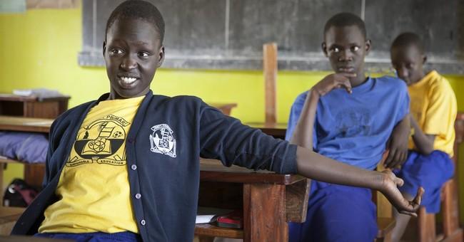 After Israel, African kids start afresh in Uganda