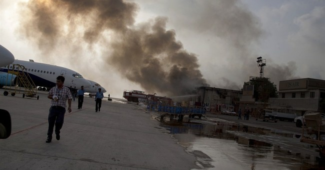 US condemns deadly attack on Pakistan airport