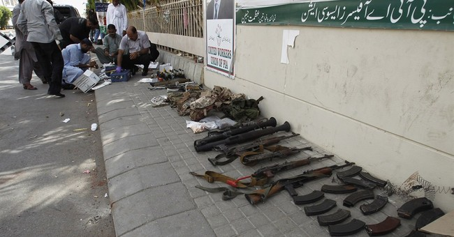 A look at the history of militancy in Pakistan