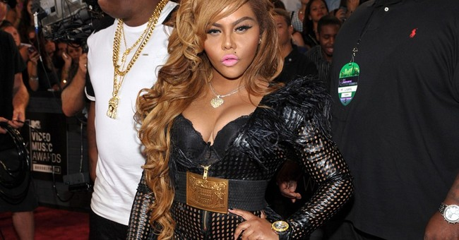 Rapper Lil Kim gives birth to girl, Royal Reign