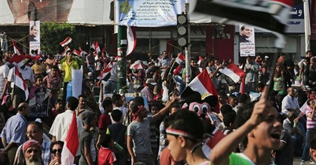 Egypt's leader to crack down on sexual harassment